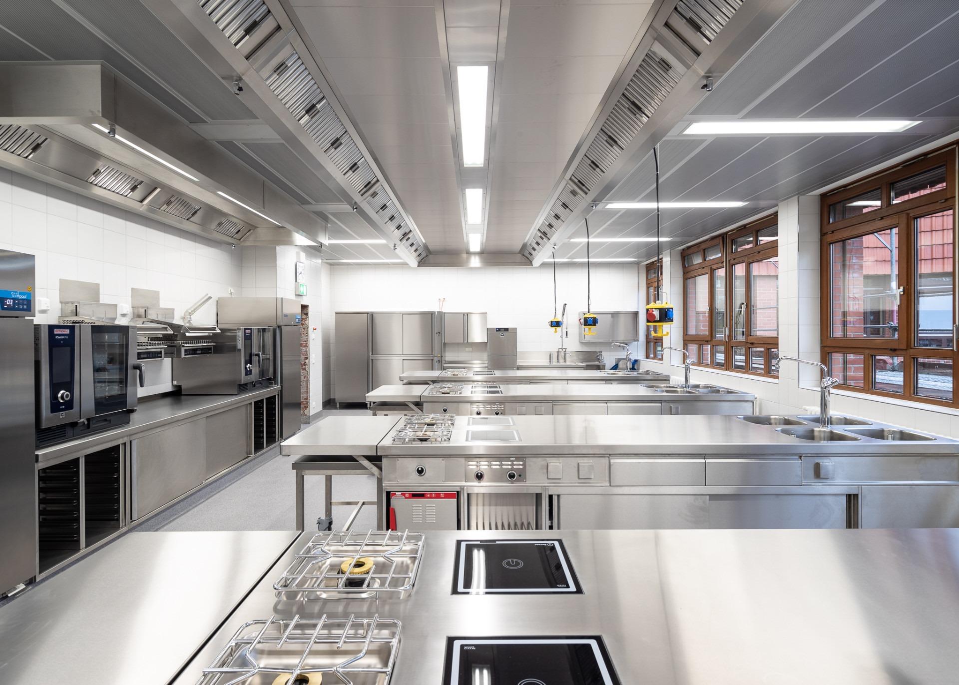 Kochschule im Schulzentrum Rübekamp